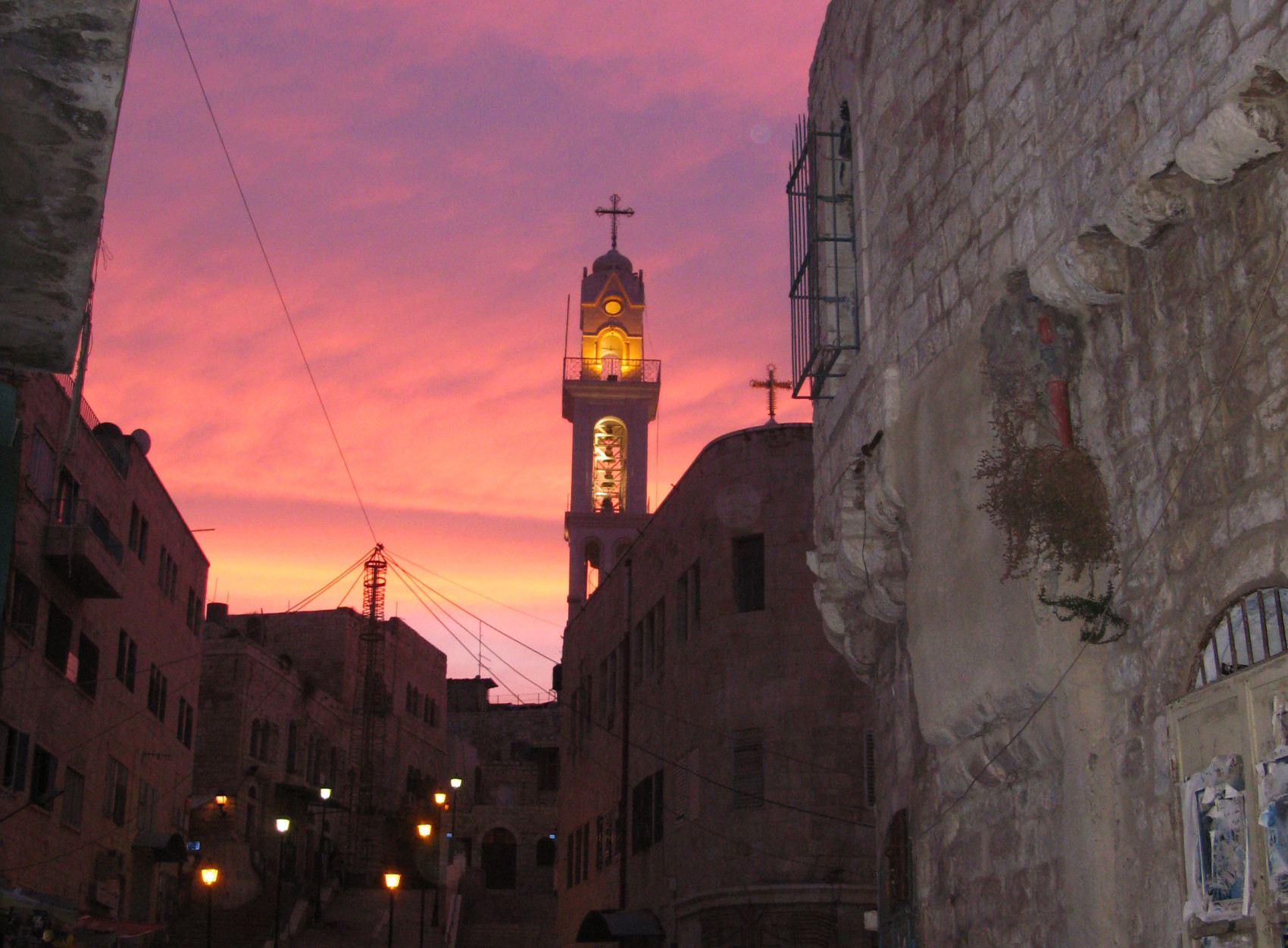Bethlehem Church Palestinian Christians