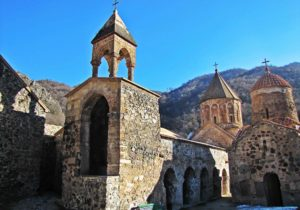 Artsakh: The Lonely Christian Mountain