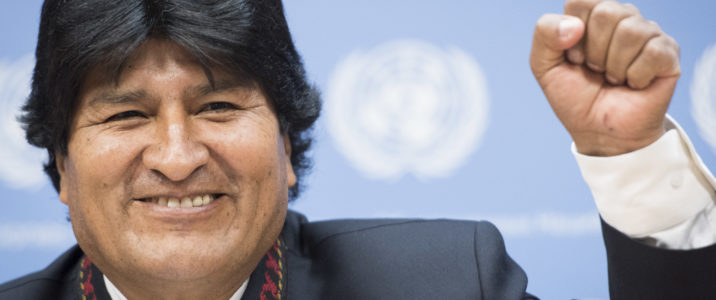 The Stark Similarities Between Nicolas Maduro's Venezuela and Evo Morales' Bolivia