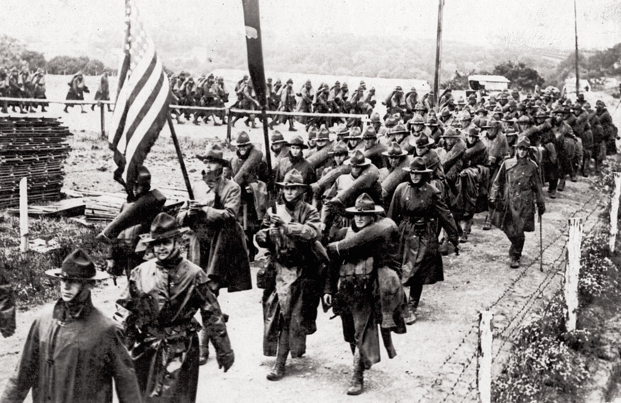 The Great War & the Dawn of the American Century - Providence