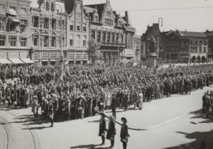 Report from the Liberated Netherlands, 1946
