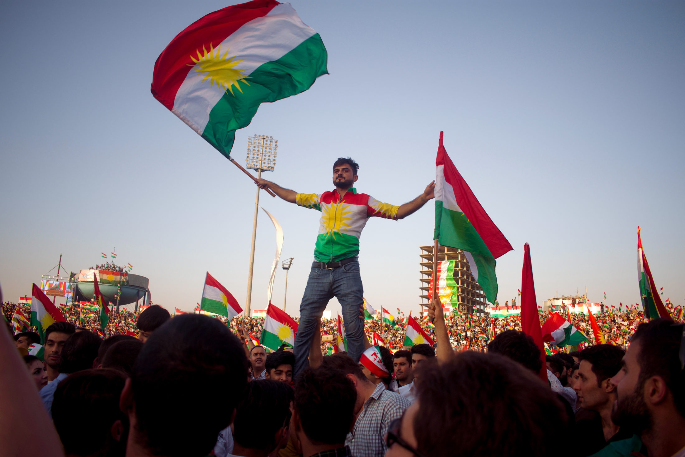 America May Need to Support an Independent Kurdistan Soon