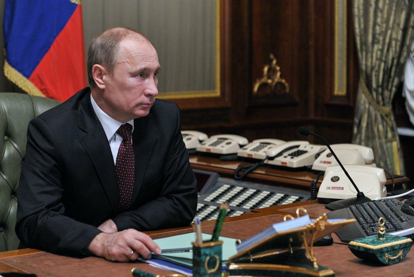 10 Things To Know About Vladimir Putin Providence